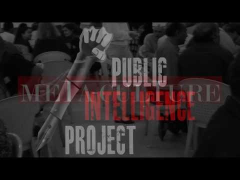 Public Intelligence Project: Official Launch Promo