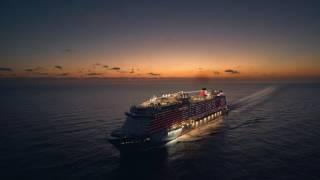 Dream Cruises 吃喝玩樂在星夢