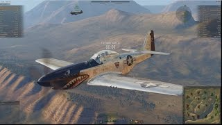 World Of Warplanes Mustang P-51D Ace