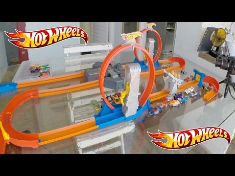 Hot Wheels Pista Total Turbo Takeover - Unboxing Carrinho Stormtrooper #32