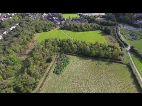 Sheffield by Drone - Mosborough S20