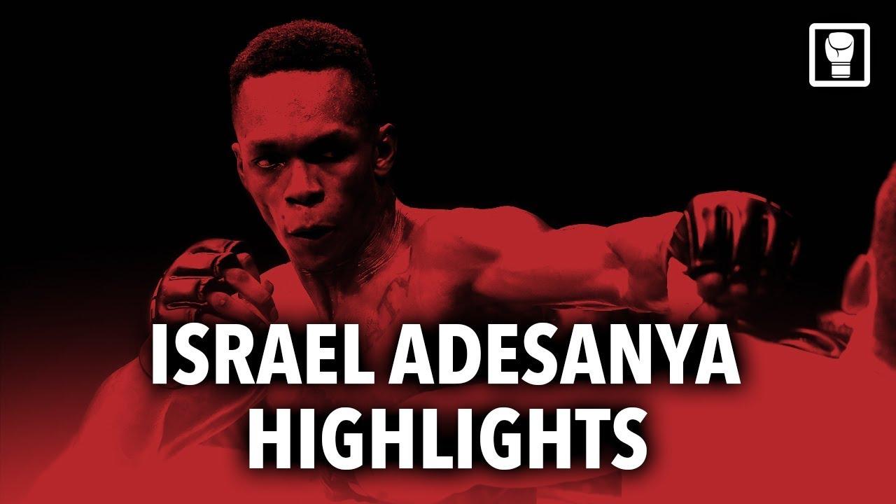Israel Adesanya / The Last Stylebender (2018 HD HIGHLIGHTS)