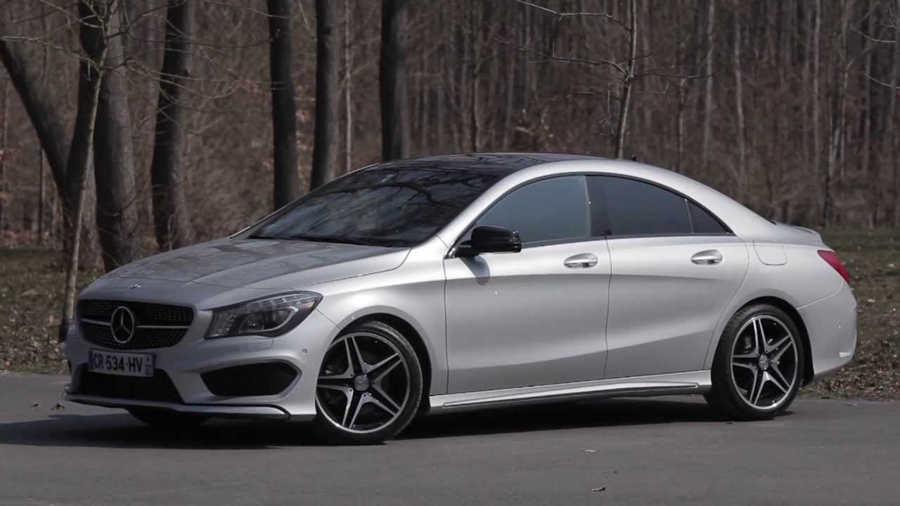 Essai mercedes cla 220 cdi fascination youtube - Mercedes 220 cdi coupe sport fiche technique ...