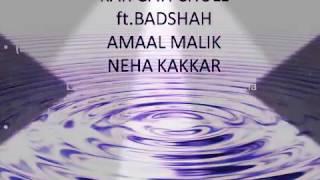 Kar gaye chull   badshah    lyrics