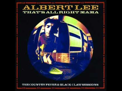 ALBERT LEE - Tonight I'll Be Staying Here With You