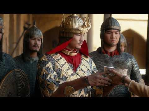 Kazakhstan. Golden Warrior
