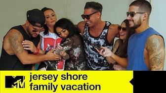 Anruf aus dem Knast | Jersey Shore Family Vacation | MTV Deutschland