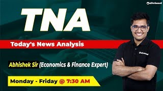 Current Affairs | Daily News - October 14 | IBPS PO | IBPS Clerk | SSC | Today's News Analysis