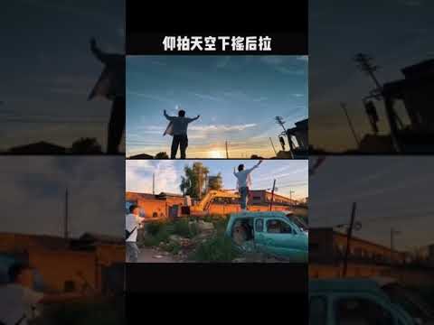 手机摄影 - 选对时间,废弃厂也能出大片,简单粗暴的拍摄方式,甩上bgm直接出片