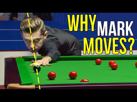 Mark Selby Cue Action Snooker and Pool
