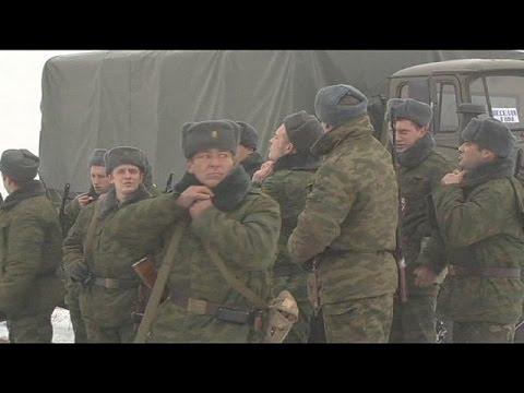 Ukrainian President Poroshenko claims fragile truce is holding