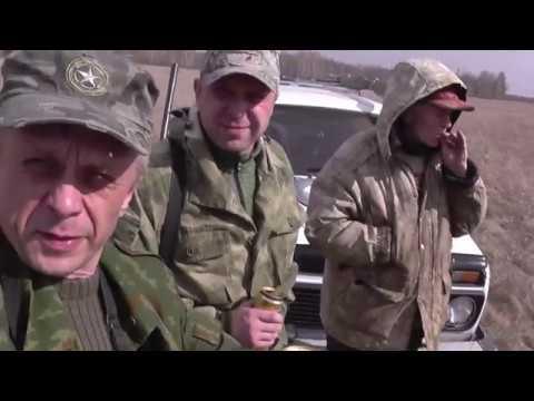 Охота на уток в окрестностях Тюкалинска - 2018