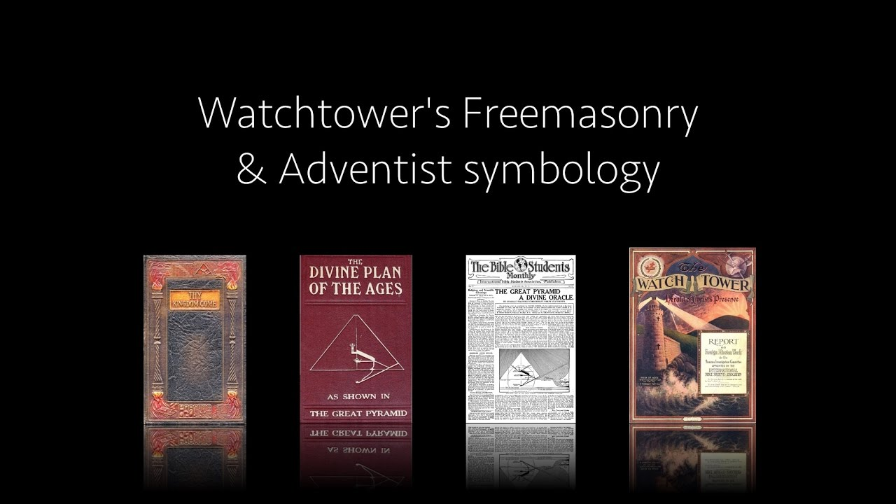 The Da Vinci Code - Jehovah's Witnesses, Adventists and Freemasonry