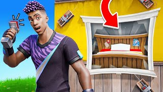 The *BED WARS* GAME MODE in Fortnite! (Crazy)