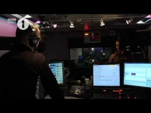 Judge Jules & Marcel Woods at Radio 1