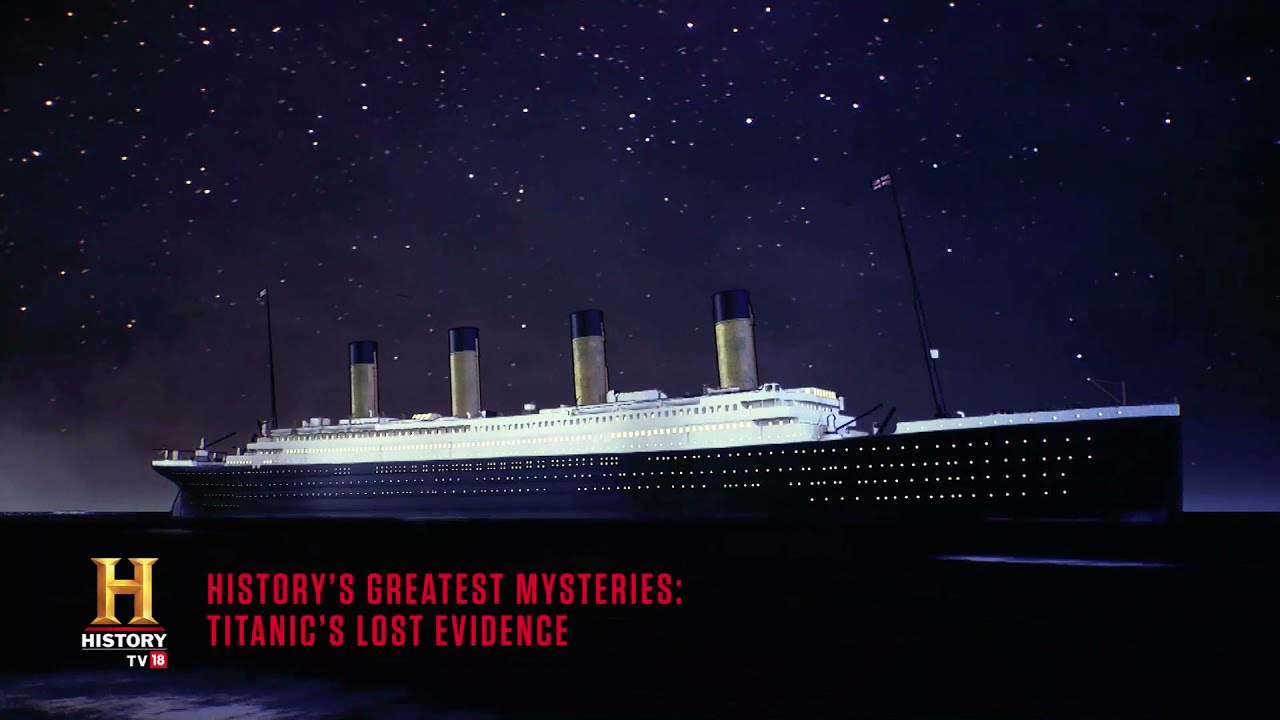 History's Greatest Mysteries: Titanic's Lost Evidence - Trailer