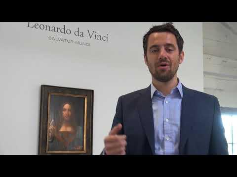 Present! - Leonardo da Vinci's Salvator Mundi at Christie's San Francisco