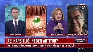 Aşı reddi neden artıyor? (Prof. Dr Esin Şenol, Prof. Dr. Ahmet Rasim Küçükusta)