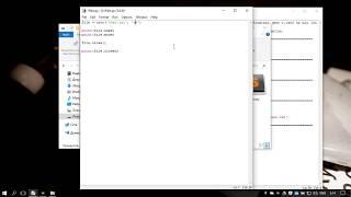 45. Работа с файлами (открытие) в Python 3 - file openning (Уроки Python) RU