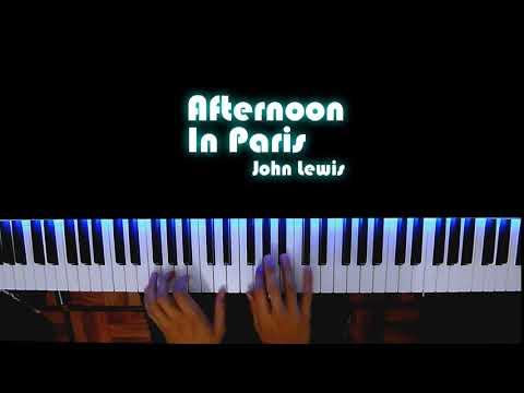 Afternoon In Paris - John Lewis - Piano/Keyboard Jam