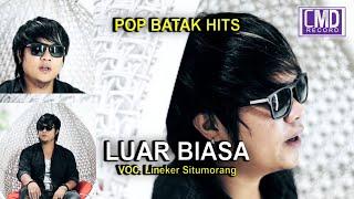 LINEKER SITUMORANG - LUAR BIASA [Official Music Video CMD Record]