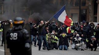 جلیقه زردها؛ روزهای خشم و اعتراض در فرانسه پایان می پذیرد؟…