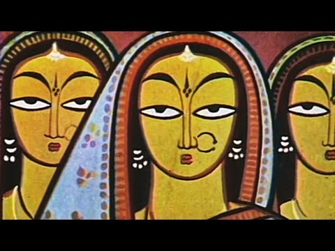 Glimpses Of Indian Paintings