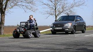 видео: Эвакуатор - детская машинка