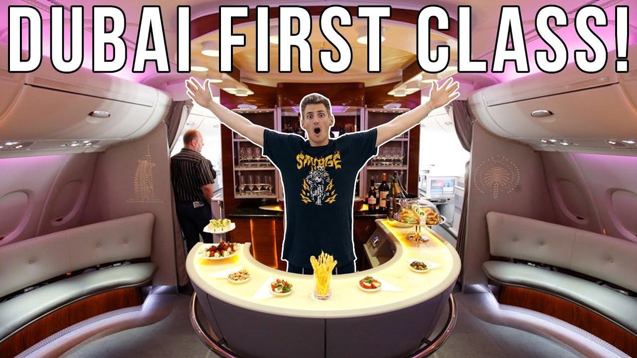 incredible-first-class-airplane-trip-to-dubai-private-bar