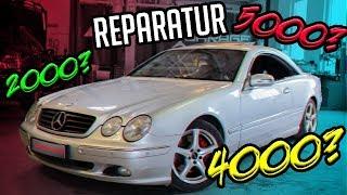 Mein neuer CL 500 für 5000€ | RB Engineering | Kaufberatung Mercedes Benz C215 CL 500