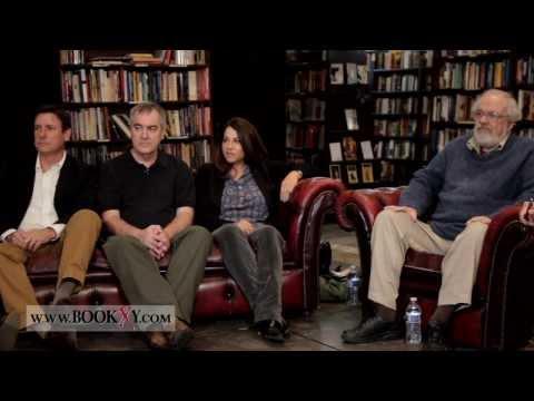 Stark Raving Group Authors Panel: The Future of Publishing