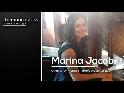 What Are 11th Dimensional Beings Telling Us About The Nature Of Reality With Marina Jacobi