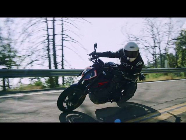 NUVIZ - The Head-Up Display for Motorcyclists (full length)