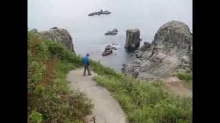 2015年7月5日(日)越前加賀海岸国定公園へ