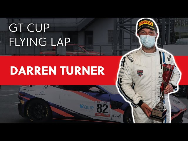 GT Cup Flying Lap with Darren Turner
