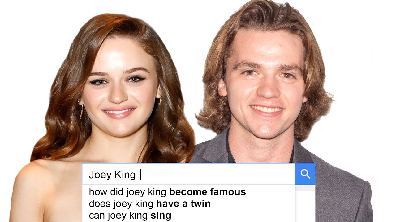 Joey King & Joel Courtney Answer the Web's Most Searched Questions