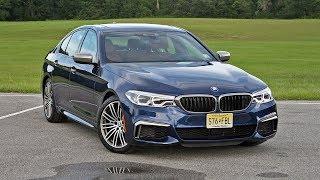 2018 BMW M550i xDrive – Driven