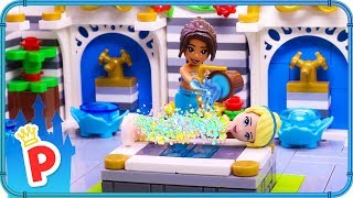 ♥ LEGO Cinderella Goes to TURKISH BATH in Istanbul