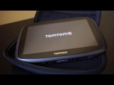 TOMTOM GO5000 - awaria nawigacji GPS - damaged gps navigation