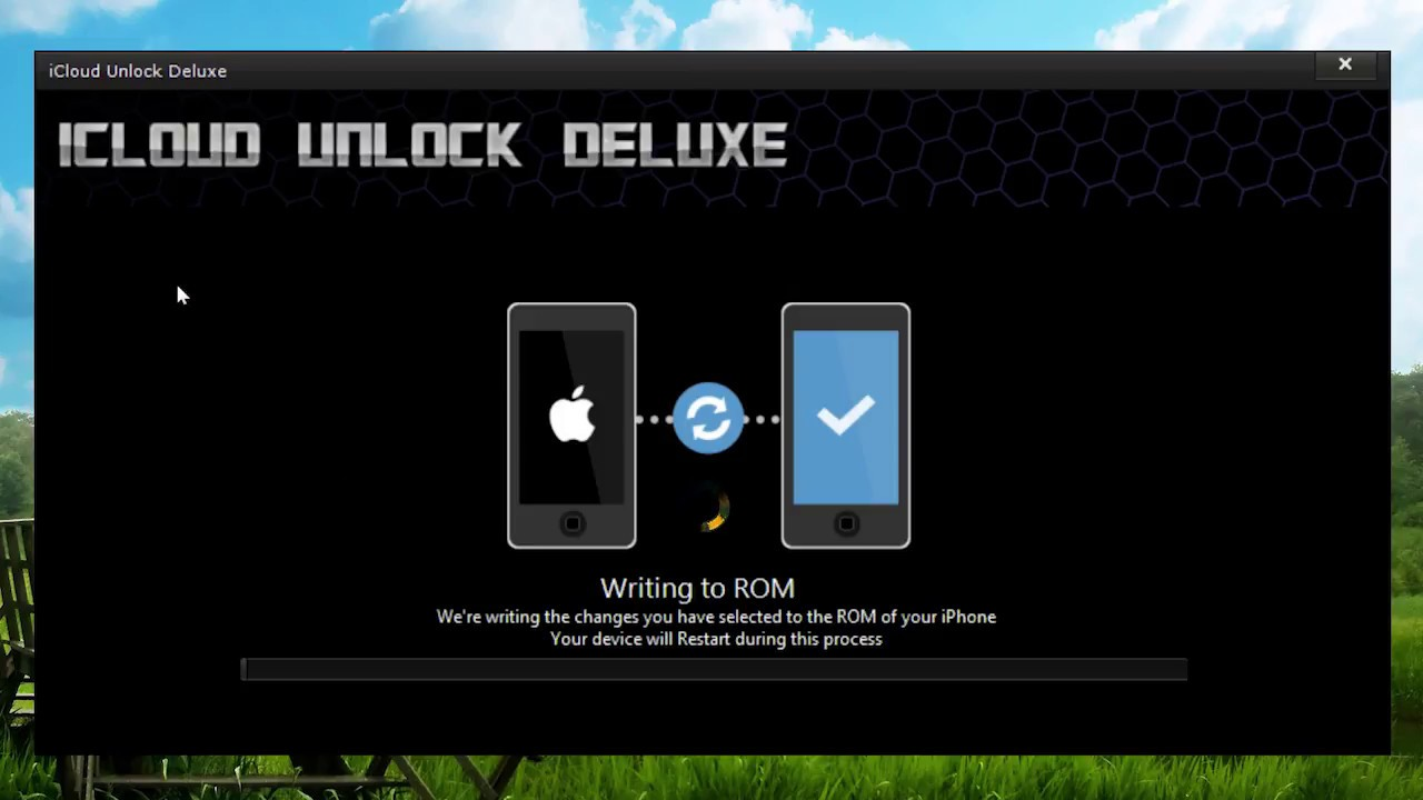 iCloud Unlock Deluxe - The Best iCloud Unlock Software for a safe removal