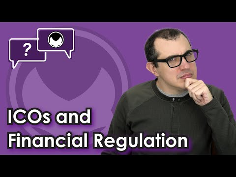 Ethereum Q&A: ICOs and financial regulation