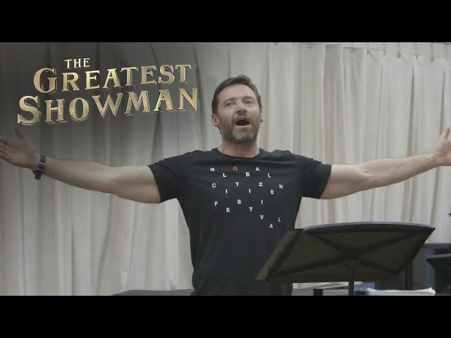"""The Greatest Showman   """"From Now On"""" with Hugh Jackman   20th Century FOX"""