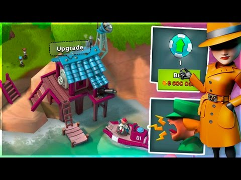 Boom Beach Complete Guide to Heroes, Tokens, Tickets, and the Trader! (Update Sneak Peek!)