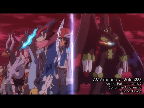 Last Battle For Kalos - The Most Epic Pokemon Episode -AMV- HD