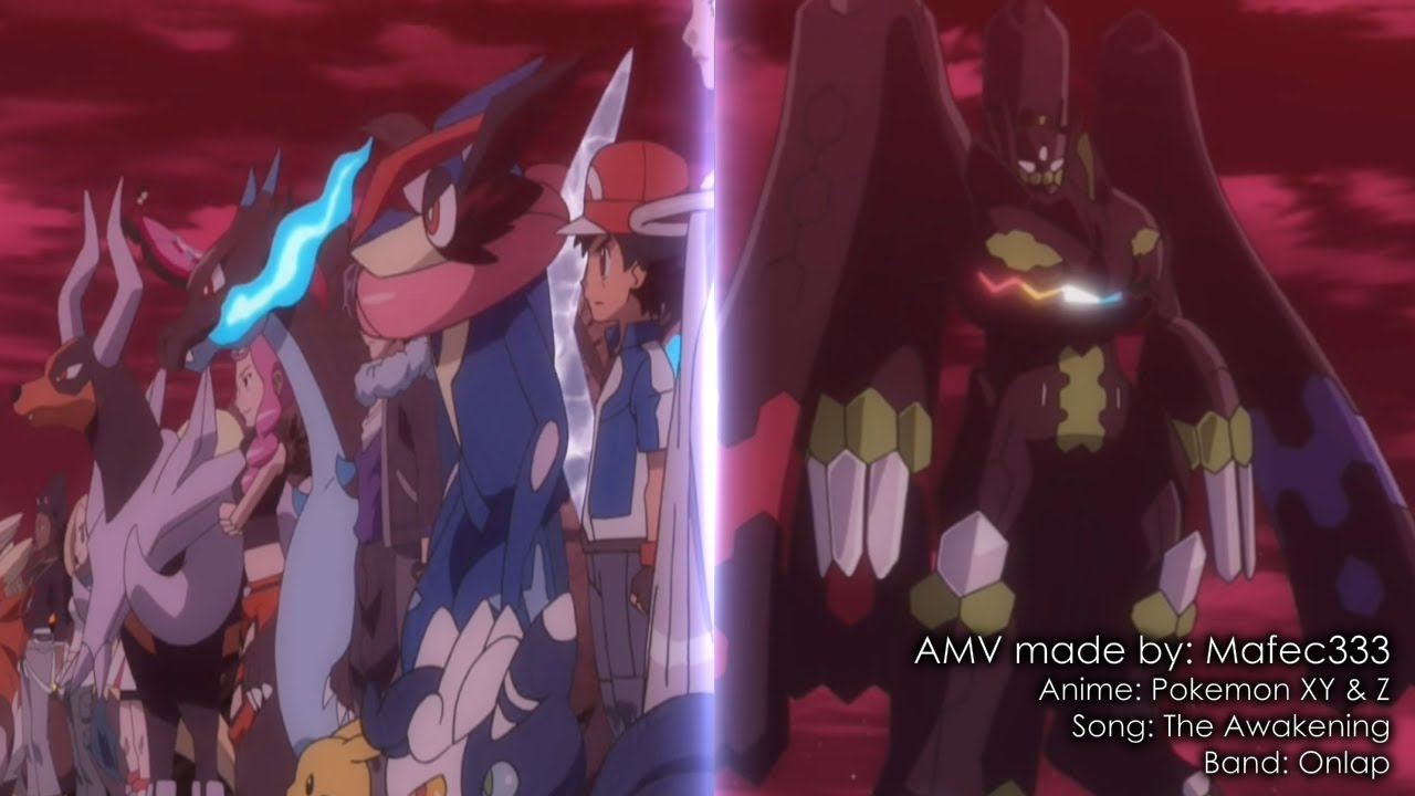 Download Last Battle for Kalos - The most Epic Pokemon Episode -AMV- HD