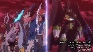 Last Battle For Kalos The Most Epic Pokemon Episode AMV HD