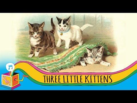 Three Little Kittens   Karaoke