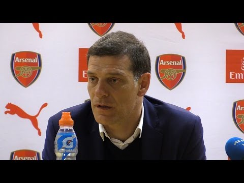 Arsenal 3-0 West Ham - Slaven Bilic Full Post Match Press Conference