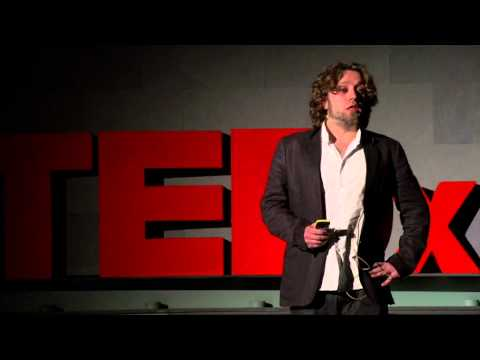 Games and Crowdsourcing for Medical Image Diagnosis: Miguel Luengo Oroz at TEDxBarcelonaChange