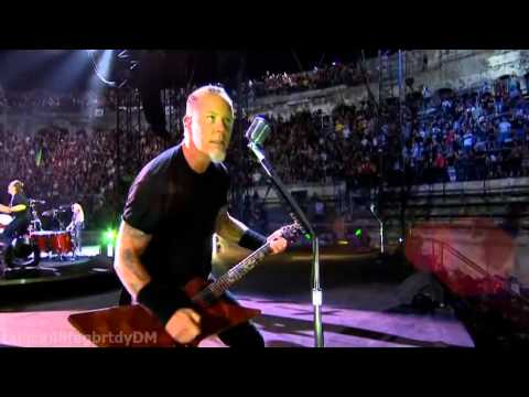 Metallica - Master Of Puppets [Live Nimes...
